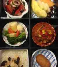 Western Bento Box - Kitchen Language Catering from Kitchen Language Catering