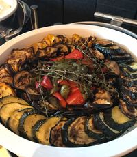 eggplants - Kitchen Language Catering from Kitchen Language Catering