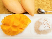 Mango Sticky Rice from Rattana Thai Restaurant
