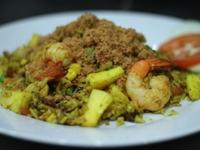 Pineapple Fried Rice from Rattana Thai Restaurant