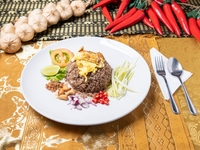 Olive Fried Rice with Egg from Rattana Thai Restaurant