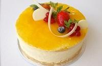 Mango Mousse from Cake Avenue