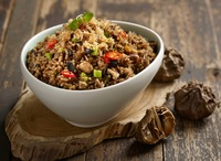 Black Garlic Fried Rice  from Good Chance Restaurant