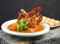 Chilli Crab from Good Chance Restaurant