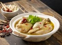 Herbal Chicken from Good Chance Restaurant