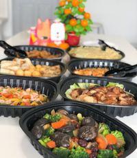 Customer Jaynie - Joyous Reunion Mini Buffet - orange lantern catering from Orange Lantern Catering