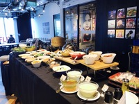 Canapes catering  - orange lantern catering from Orange Lantern Catering