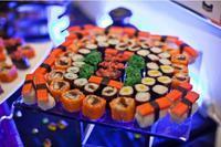 Asian Cocktail Reception - <Orange Clove Catering> Catering Photo from Orange Clove Catering