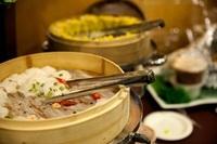 Dim Sum Buffet Catering - <Orange Clove Catering> Catering Photo from Orange Clove Catering