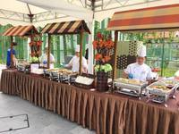 Live Station Buffet Catering with Chefs- <Orange Clove Catering> Catering Photo from Orange Clove Catering