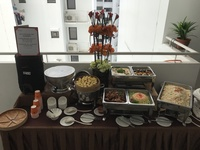 Customer Choong - Lunch Buffet Catering from Orange Clove Catering