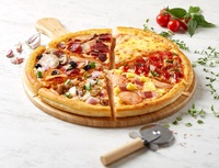 Mix & Match Pizza from Pezzo