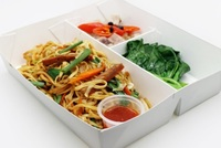 Tim Ho Wan catering - lunch boxes from Tim Ho Wan