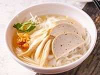 Chicken and Tie Meat Noodle from Bosom Hainan Chicken