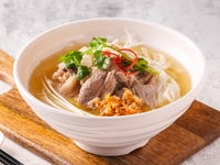 Vietnamese Beef Noodle from Bosom Hainan Chicken