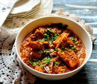Kashmiri Rogan Josh from Indian Tandoor