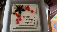 from Temptations Cakes