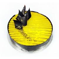 Crunchy Lemon Cake from Temptations Cakes