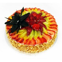 Fruit Flan from Temptations Cakes