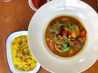 Lamb Tagine from Jaxs Bistro