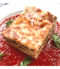 Vegetarian Lasagna with Pomodoro Sauce  from Jaxs Bistro