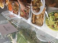 Customer Rae - Mini Party Set buffet catering - Jai Siam from Jai Siam