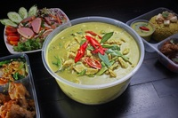 Green Curry from Jai Siam