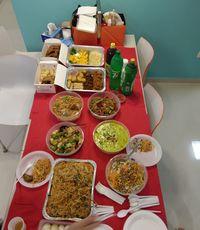 Customer Tracy buffet catering - Jai Siam from Jai Siam