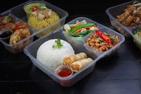 Steamed Rice Bento - Jai Siam from Jai Siam