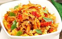 Chicken Kothu Parotta from Dindigul Thalappakatti Restaurant