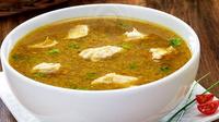 Mutton Milagu Soup from Dindigul Thalappakatti Restaurant