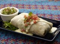 Burrito from Muchos