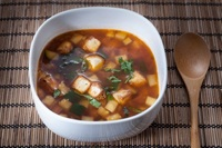 Minestrone soup from Food Folk
