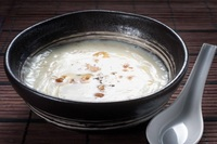 Potato and leek soup from Food Folk