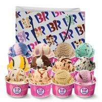 Party Pack 12 Scoops  from Baskin Robbins