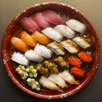 Party Tora Premium Sushi Set from Gangnam Tora Kitchen