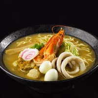 Ramen (Seafood) from Gangnam Tora Kitchen