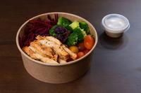 Cajun Chicken Salad from Healthy Treats