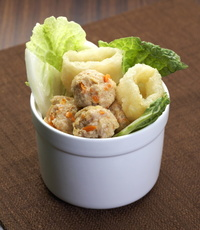 Chinese Cabbage Fish Maw from The Herbal Bar