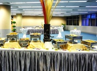 Buffet Setup from Yeh Lai Siang