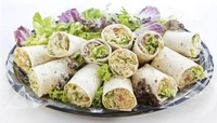 Wrap Platter from O'Briens