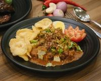 Mixed Vegetable (Gado-Gado) from Bebek Goreng Pak Ndut