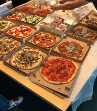 Customer Jia, Jamie's Feast from Jamie's Italian