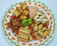 Five Variety Dishes from Golden Pillow 933