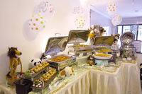 Kids party buffet from Neo Garden Catering