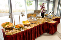Housewarming buffet from Neo Garden Catering