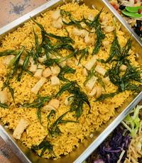 Peranakan Laksa Fried Rice from Rilassi Catering