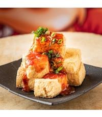 Crispy Fried Stinky Tofu from Lee Ho Sing