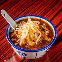 "Fish Maw ""Shark's Fin"" Soup from Lee Ho Sing"