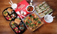 Italian Sharing Platters and Packed Meals from Marco Marco